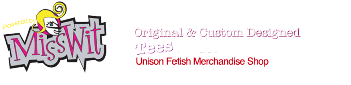 Unison Fetish Merchandise
